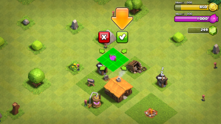 онлайн стратегия Clash of Clans