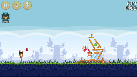 злые птицы на андроид