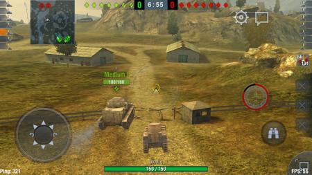 танки для андроид устройств