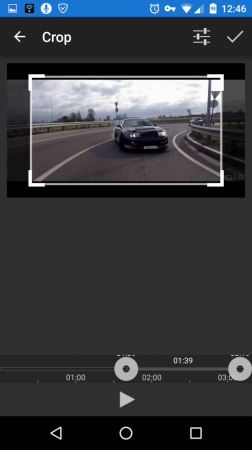 AndroVid Pro - Видео редактор