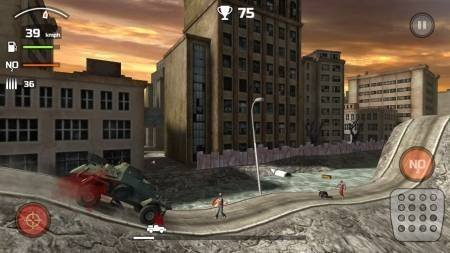 Zombie Derby 2 давим зомби 2