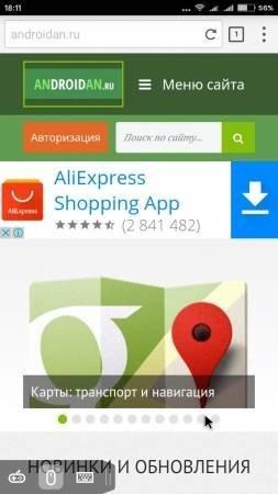 Puffin Browser Pro мобильная версия
