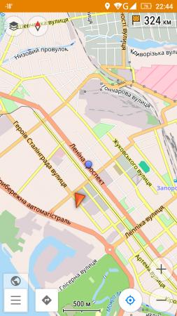 OsmAnd+ Карты и Навигация на андроид