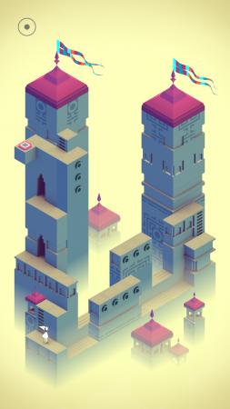 3D головоломка Monument Valley