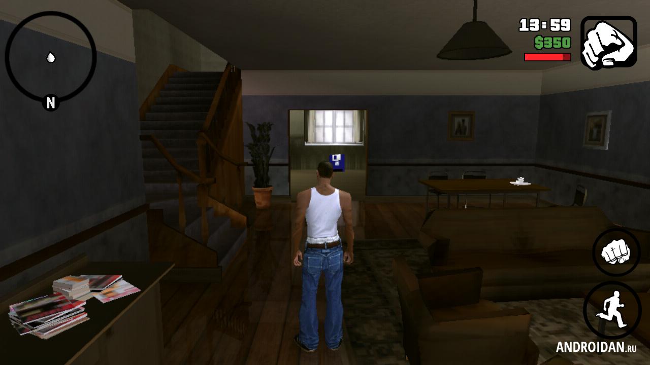 GTA: San Andreas на андроид скачать. Штат Сан …