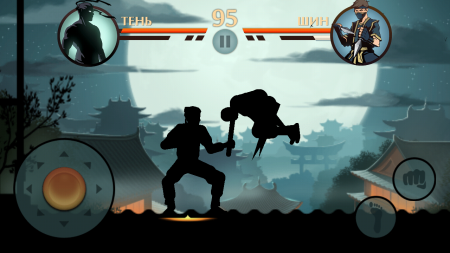 игра Shadow Fight 2 на андроид
