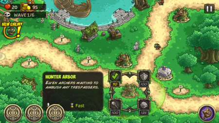 Tower Defense Kingdom Rush Origins
