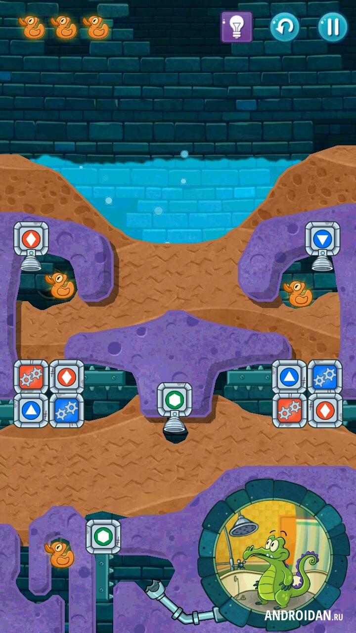 Крокодильчик Свомпи 2 - top-android.net