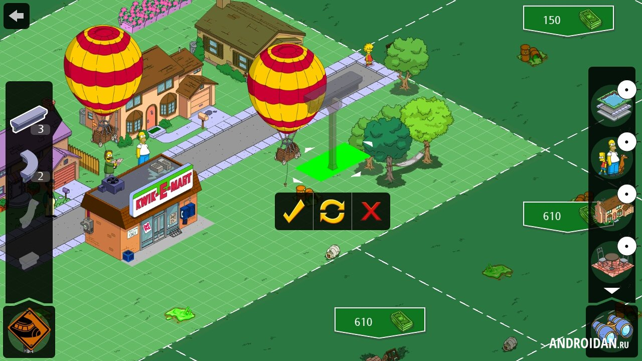 The Simpsons Tapped Out \ Hacking on donuts \ android ...