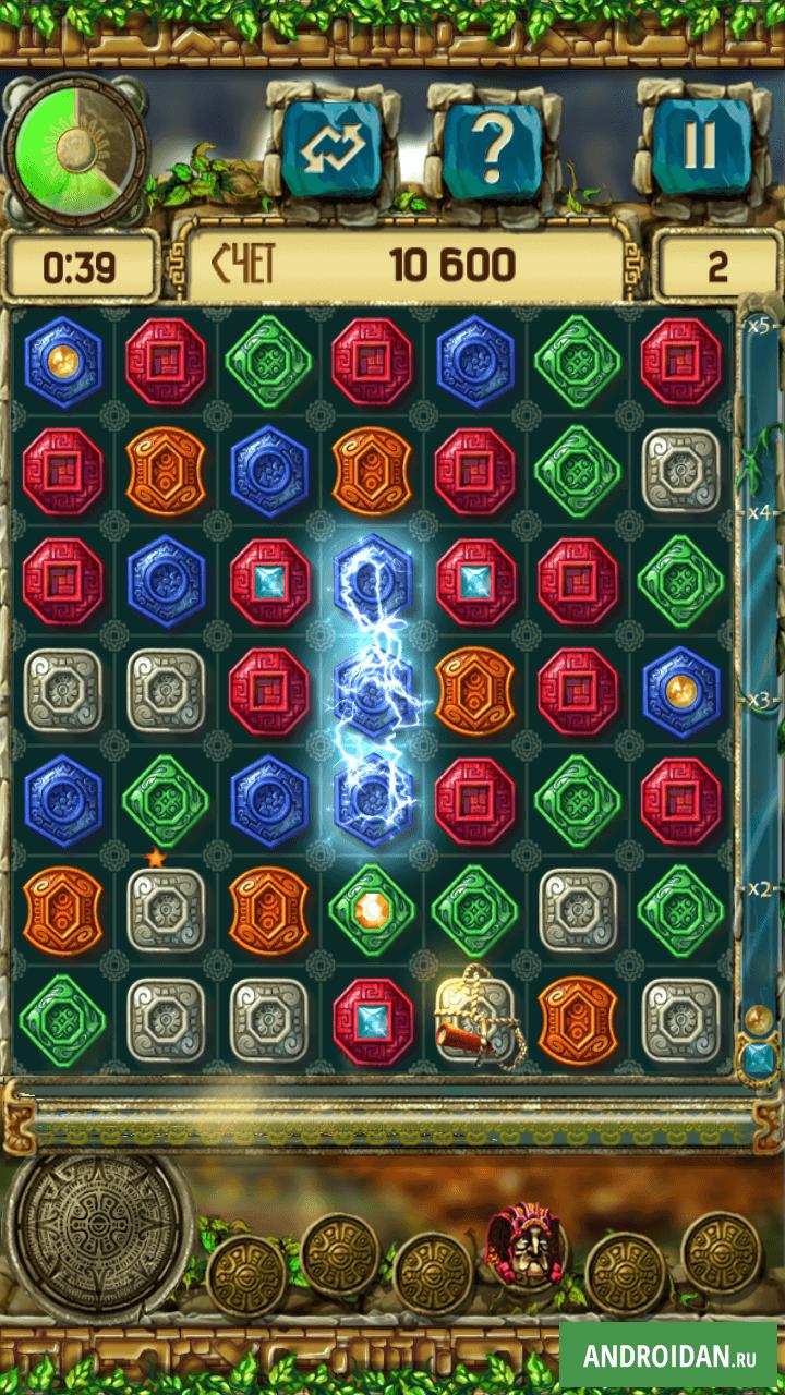 Сокровища Монтесумы 3 скачать торрент игру на