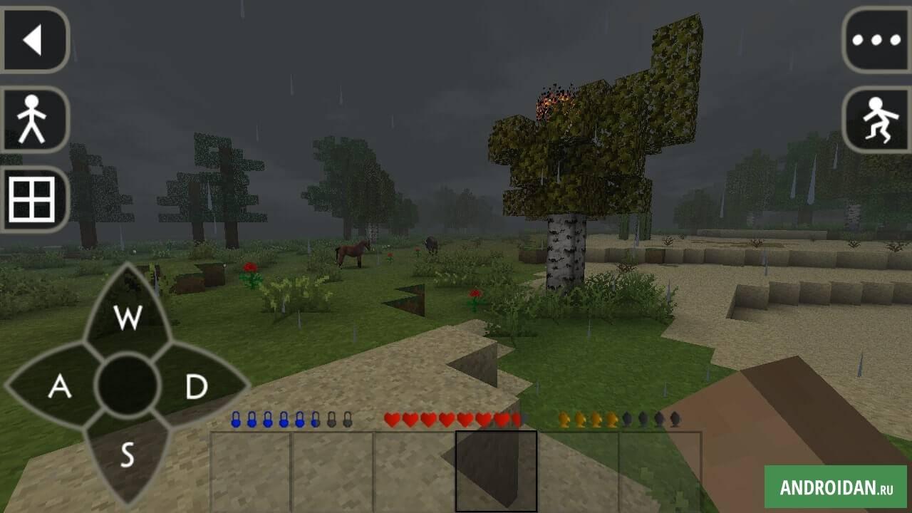 Скачать игру survivalcraft на компьютер через торрент