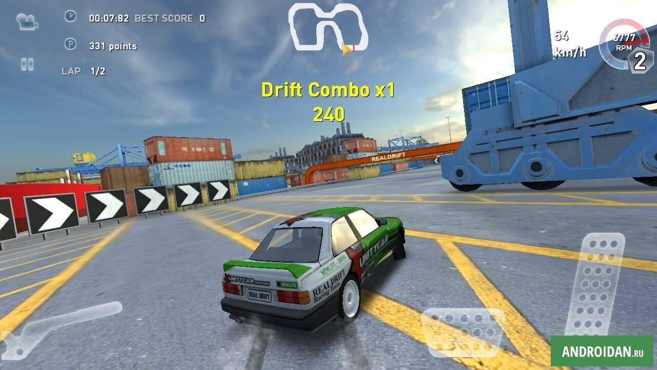 Real Racing 3 Android Сохранения