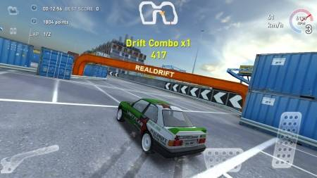Real Drift Car Racing