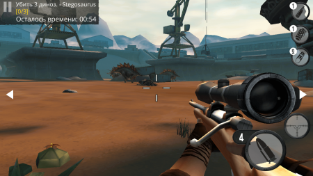 Best Sniper: Shooting Hunter 3D